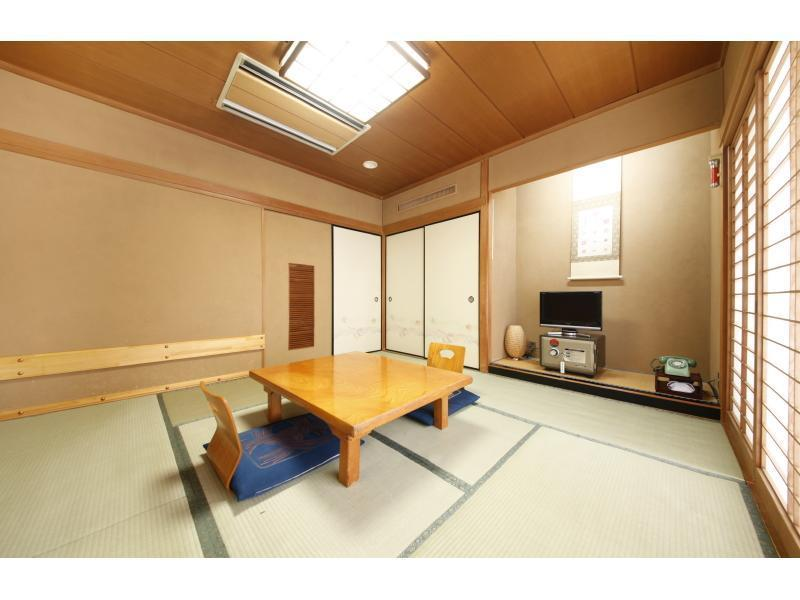 復古和式房※有廁所、無法指定景觀 (Retro Japanese-style Room *Has toilet, View cannot be designated)