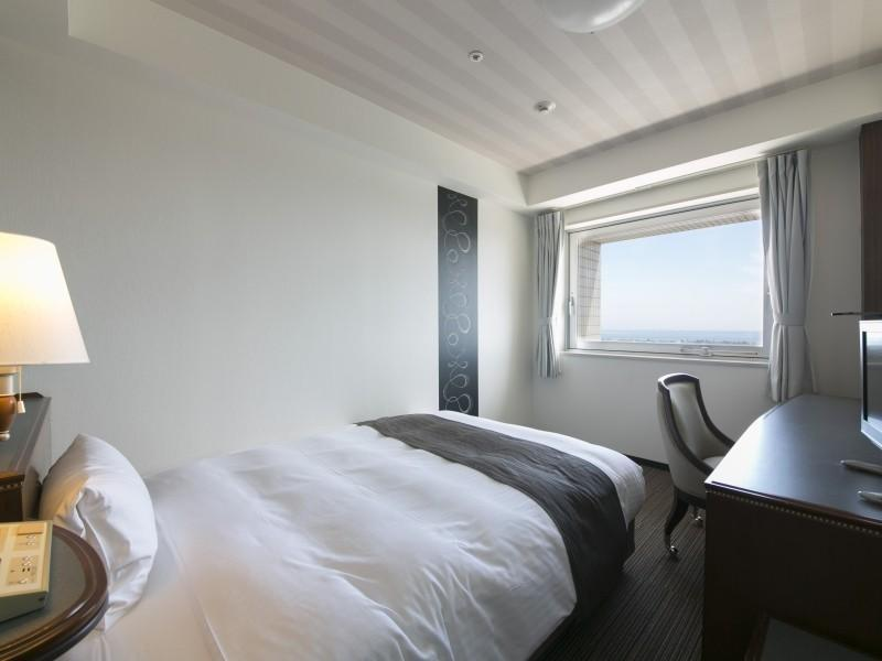 더블룸(산측) (Standard Double Room (Ocean side))