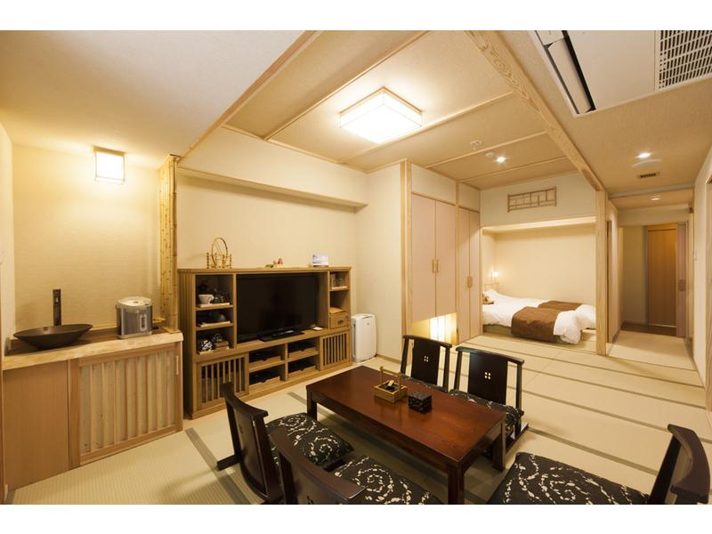 和式套房 (Japanese-style Suite (2 Beds))