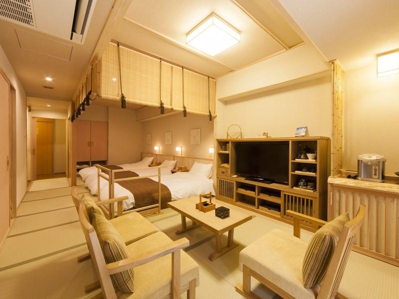和式三人房 (Japanese-style Triple Room (3 Beds))