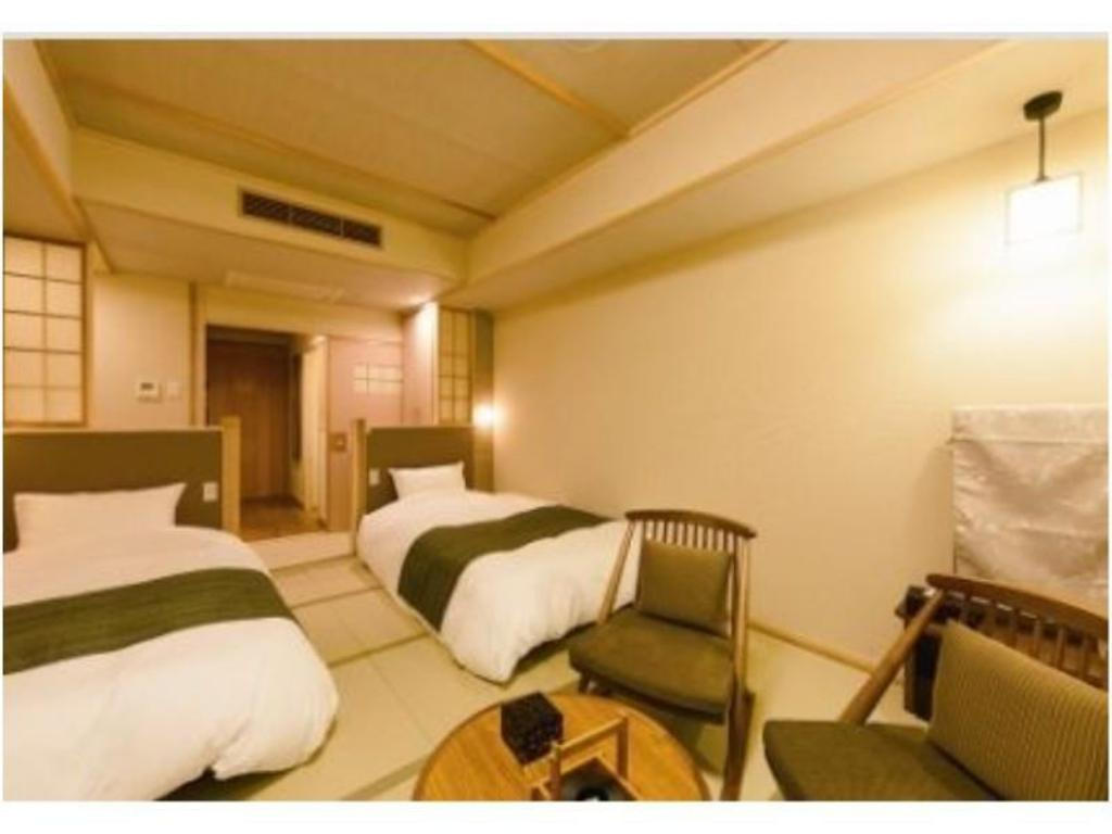 Japanese-style Twin Room (2 Beds, Type A) - Guestroom