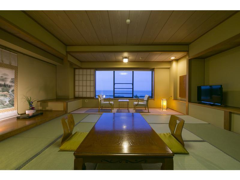 B館 和室 海 |17.5畳+踏込 (Japanese-style Room (Wing B))