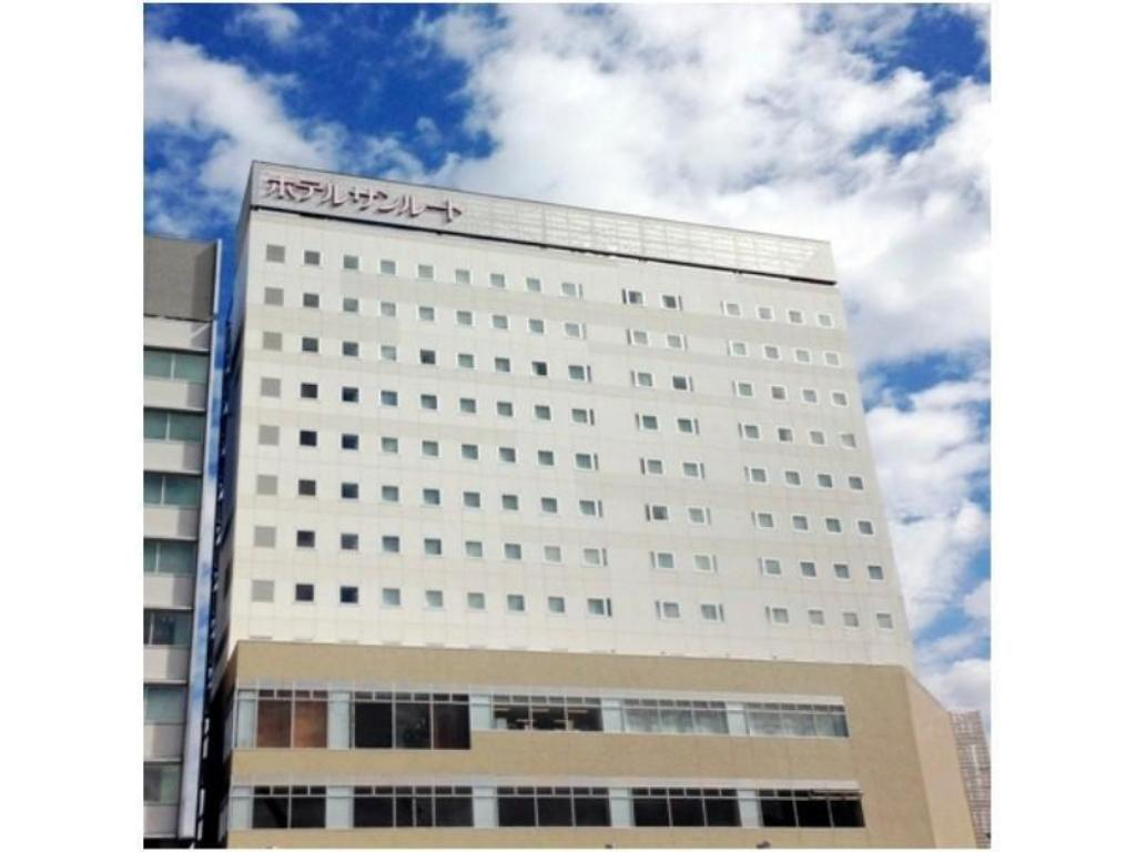 More about Hotel Sunroute Chiba