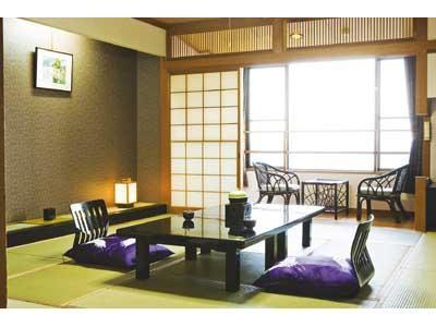 Japanese-style Room (Hanashinju Wing)