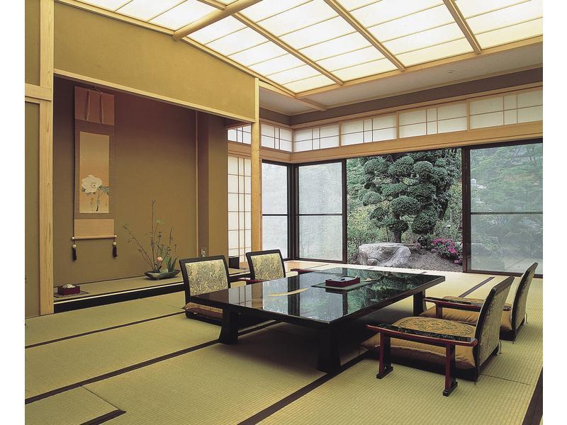 Japanese-style Room (Japanese-style Room (Chikurintei MIzuho Wing))