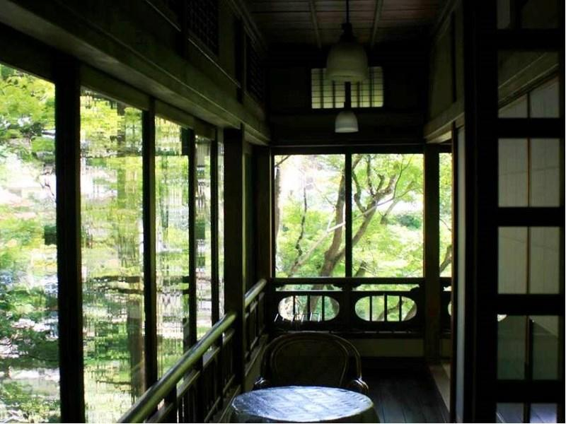 Japanese-style Room with Hiroen Space *Has washroom and toilet