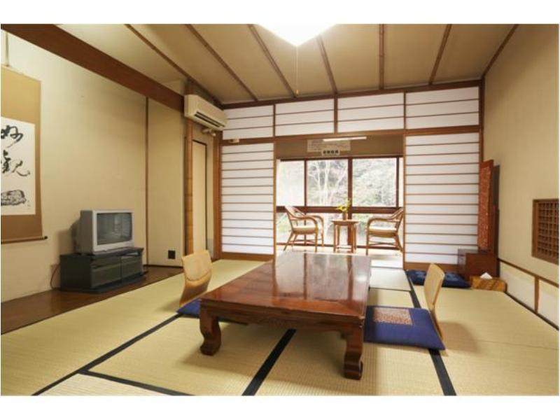 展望風呂付和室(小) ≪禁煙≫ (Japanese-style Room with Scenic View Bath)