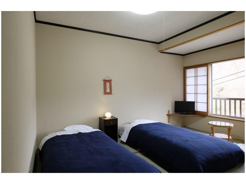 【2号楓・16号椿】6畳和室(バス・トイレ無) (Japanese-style Room (Kaede Type/Tsubaki Type) *No bath or toilet in room)