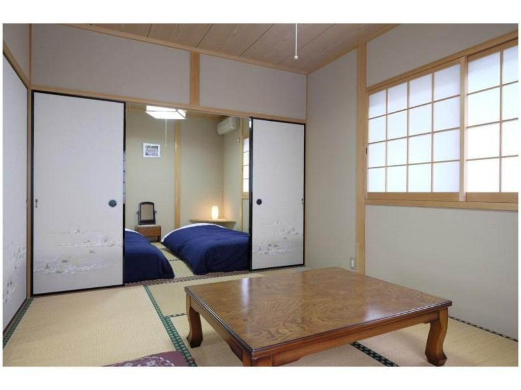 Japanese-style Room (Ume Type/Tachibana Type) *No bath or toilet in room - Guestroom