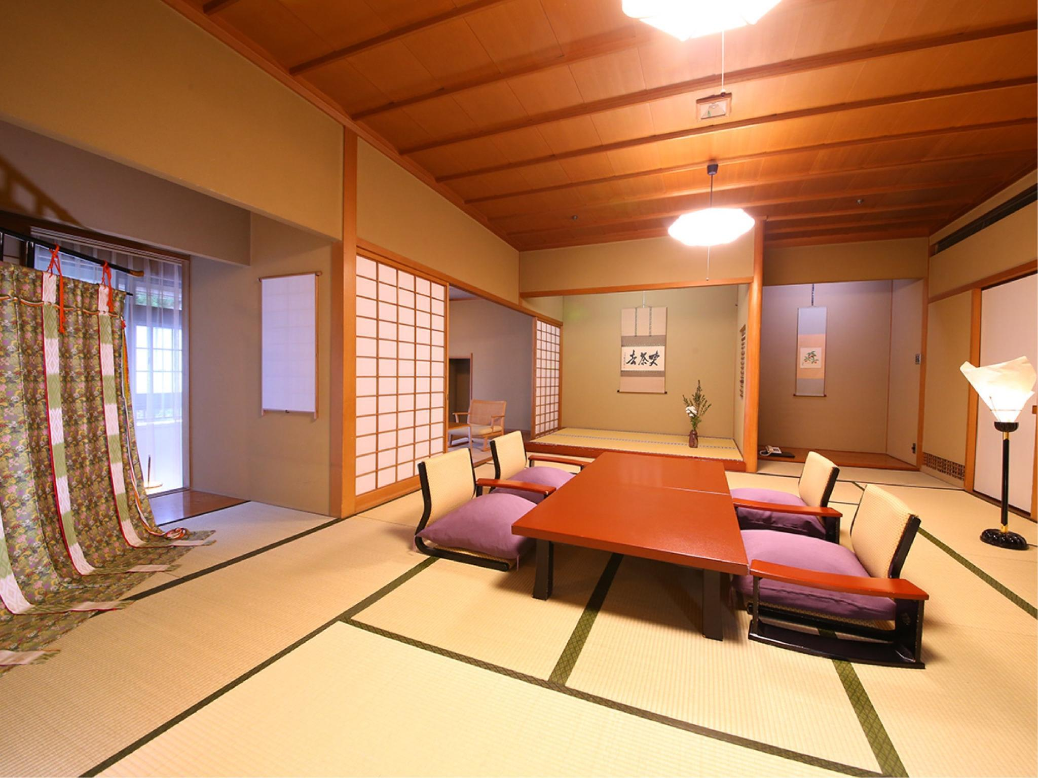 Deluxe Japanese-style Room (Genji Annex)