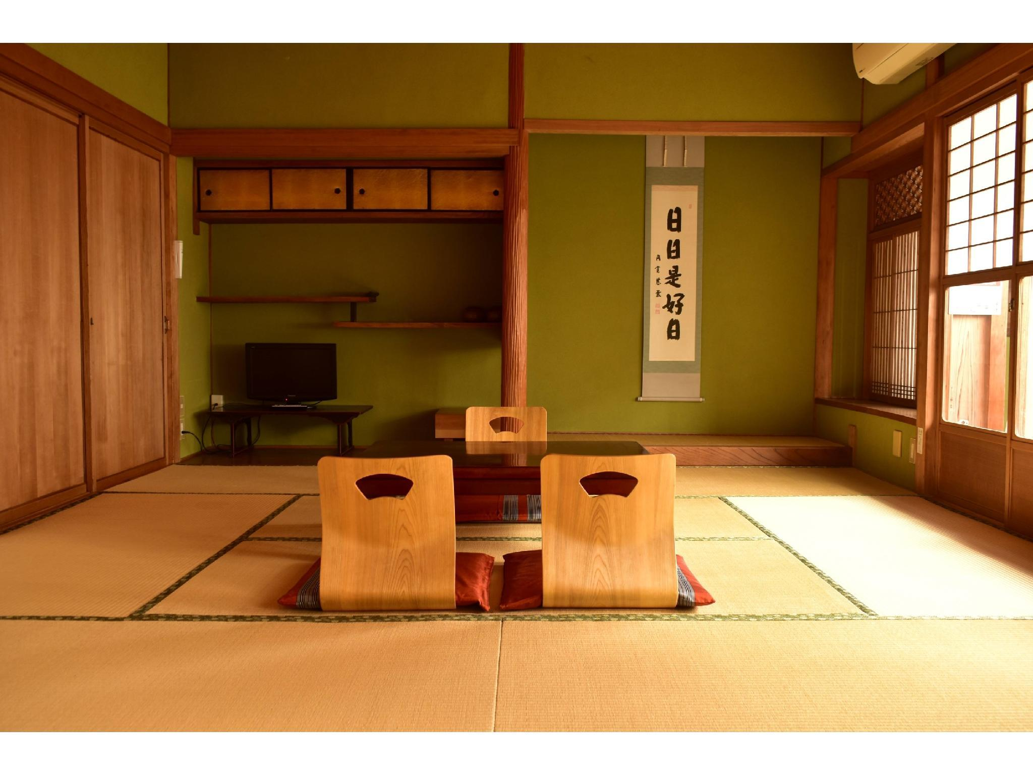和式房※有廁所洗臉台 (Japanese-style Room *Has toilet and washroom)