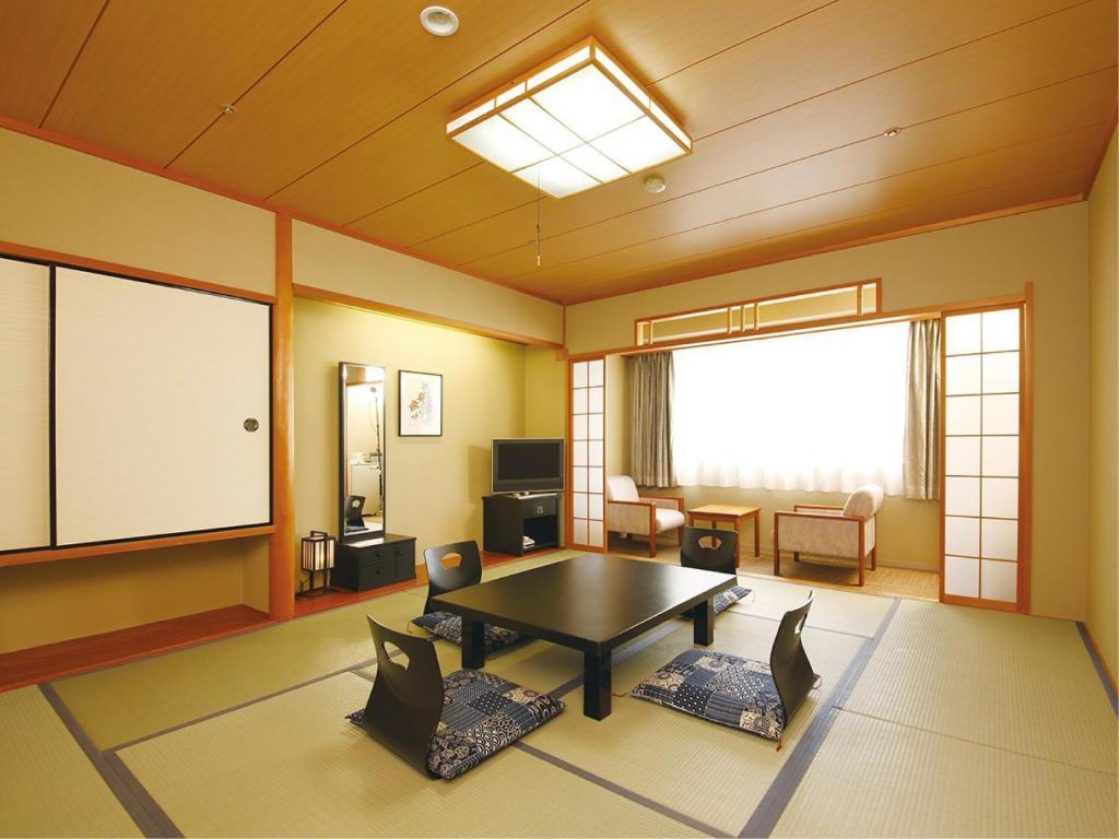 Japanese Style Room - Guestroom The Kashihara