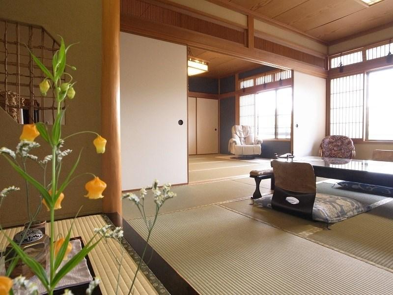 獨立房 夕陽 和式房 (Detached Japanese-style Room (Sekiyou Type))