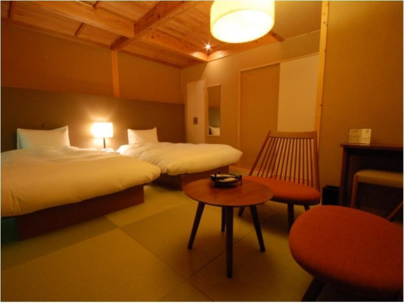 Western-style Room with Open-air Bath (Kaze-Umi Type, Annex)