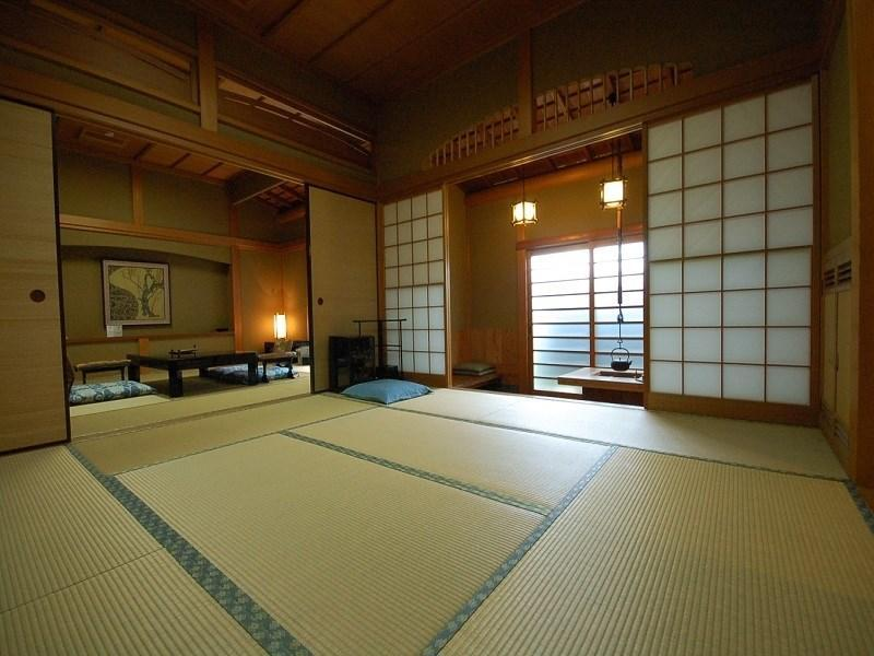Detached Japanese-style Room (Shusui/Baikyo Type)