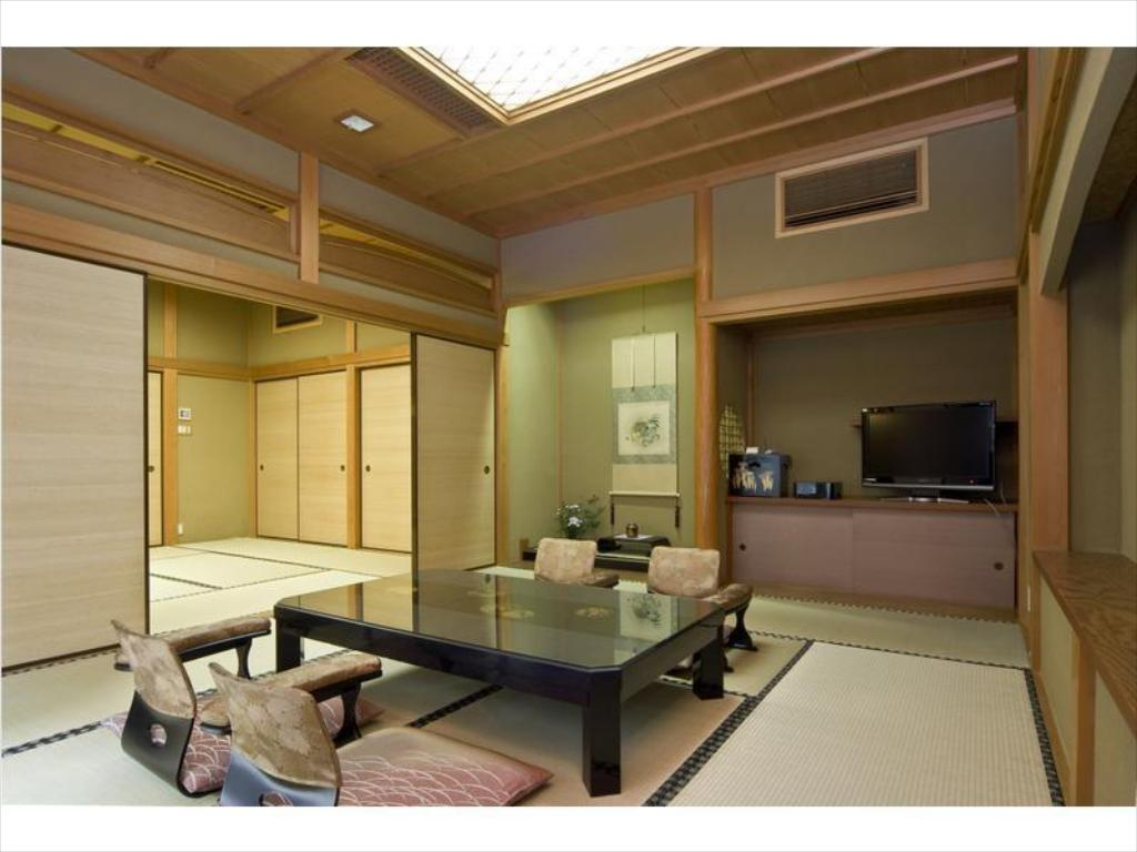 Detached Japanese-style Room - Guestroom Komeya