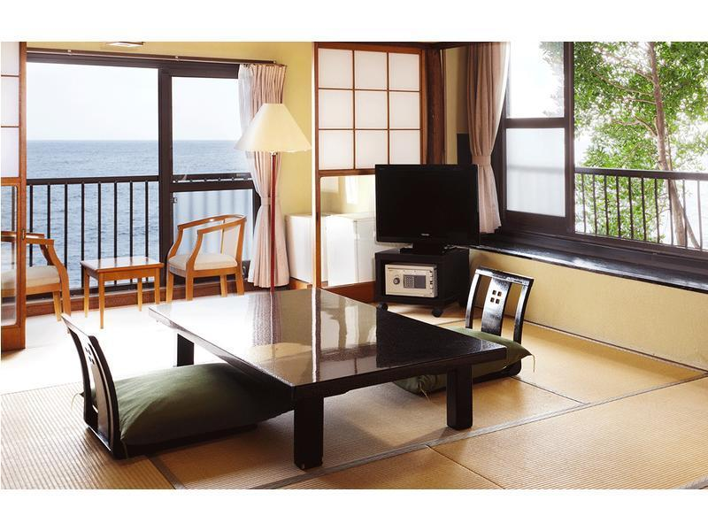 日式客房 - 有露台 (Japanese Style Room with Terrace)