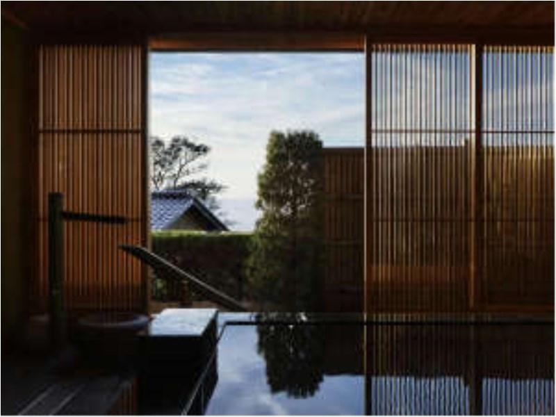 Tamayura Special Japanese/Western-style Room with Open-air Bath