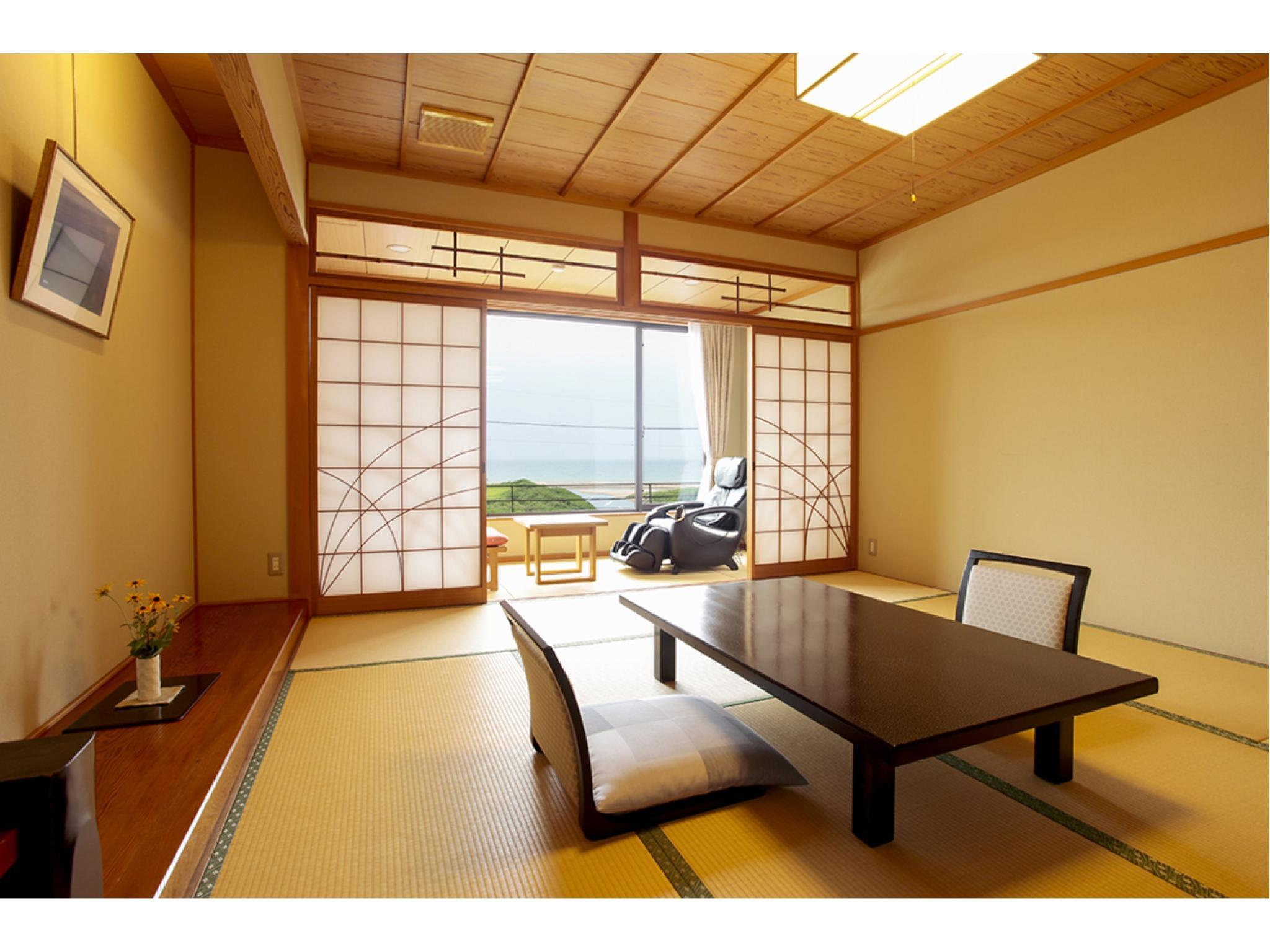 Japanese-style Room (Affiliate Building Kaikatei Shihokaku)