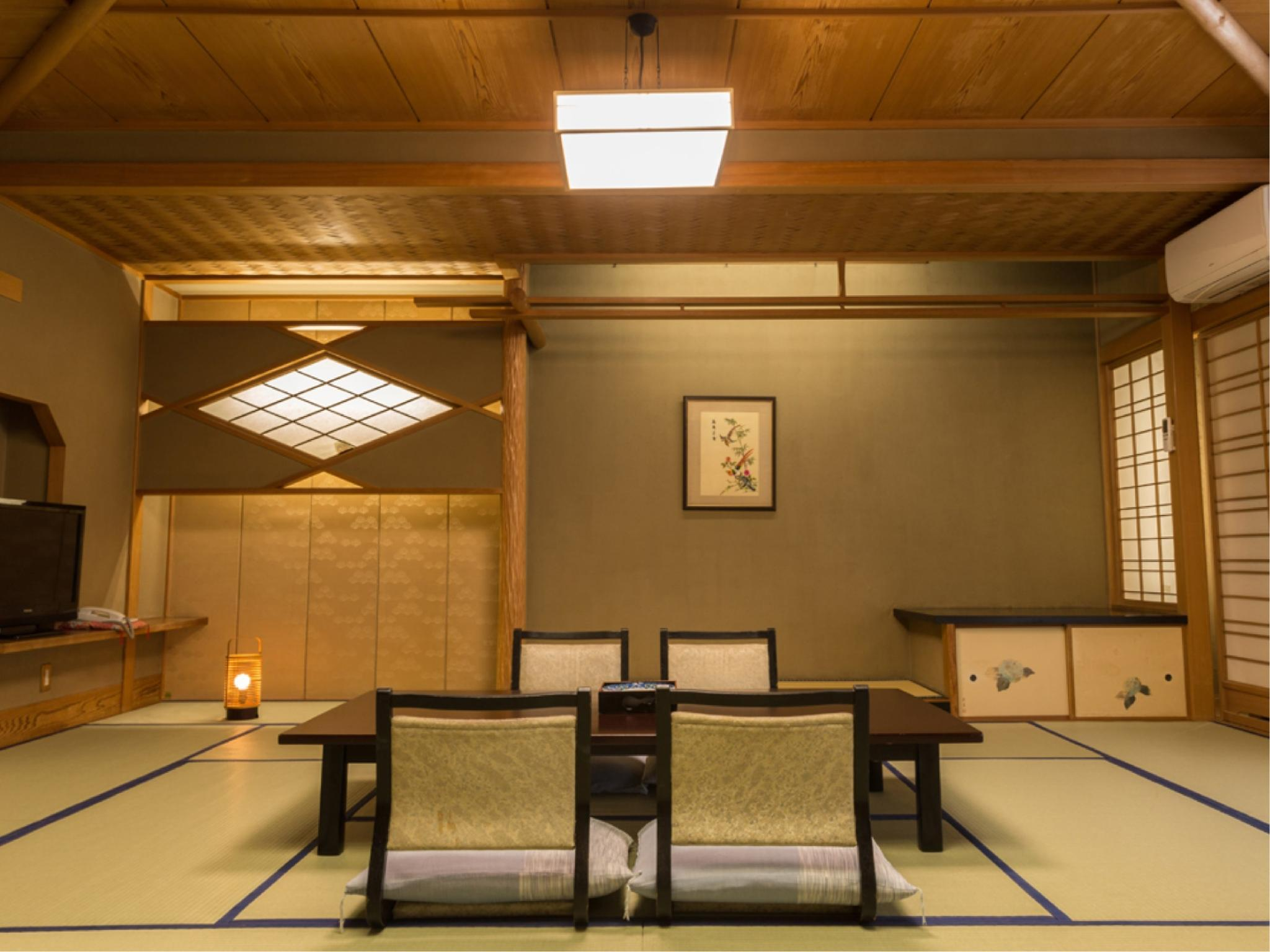 Special Room (Twin Room + Japanese-style Room, West Wing)
