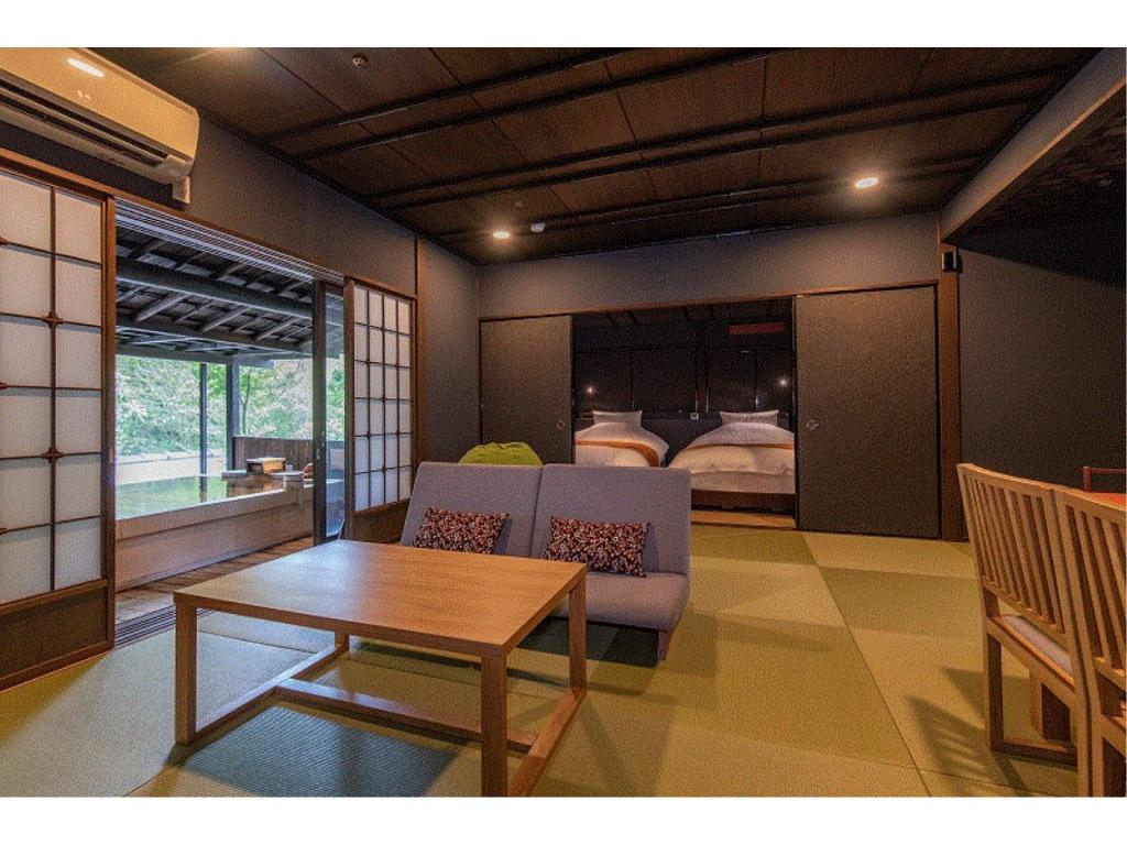 Detached Japanese-style Room - Guestroom