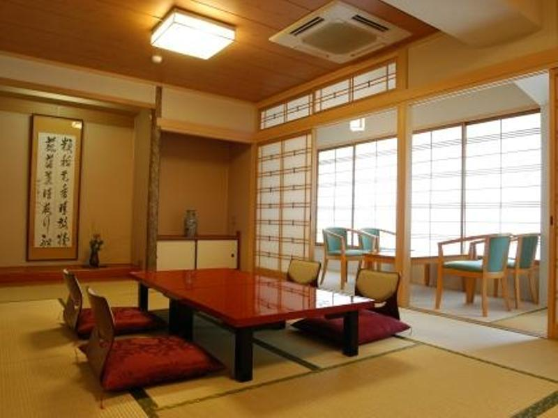 Deluxe Japanese-style Room (3rd Floor, Main Building)