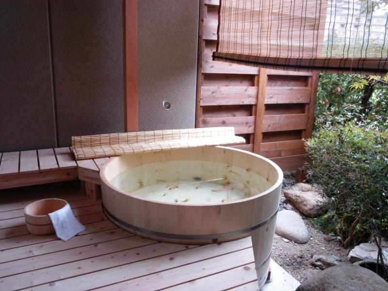 Special Japanese-style Room with Open-air Silver Hot Spring Bath (Fuyou Sanso)
