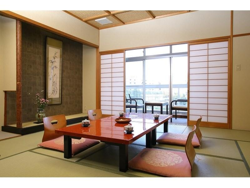 和式房 (Standard Japanese-style Room (Main Building/Annex))