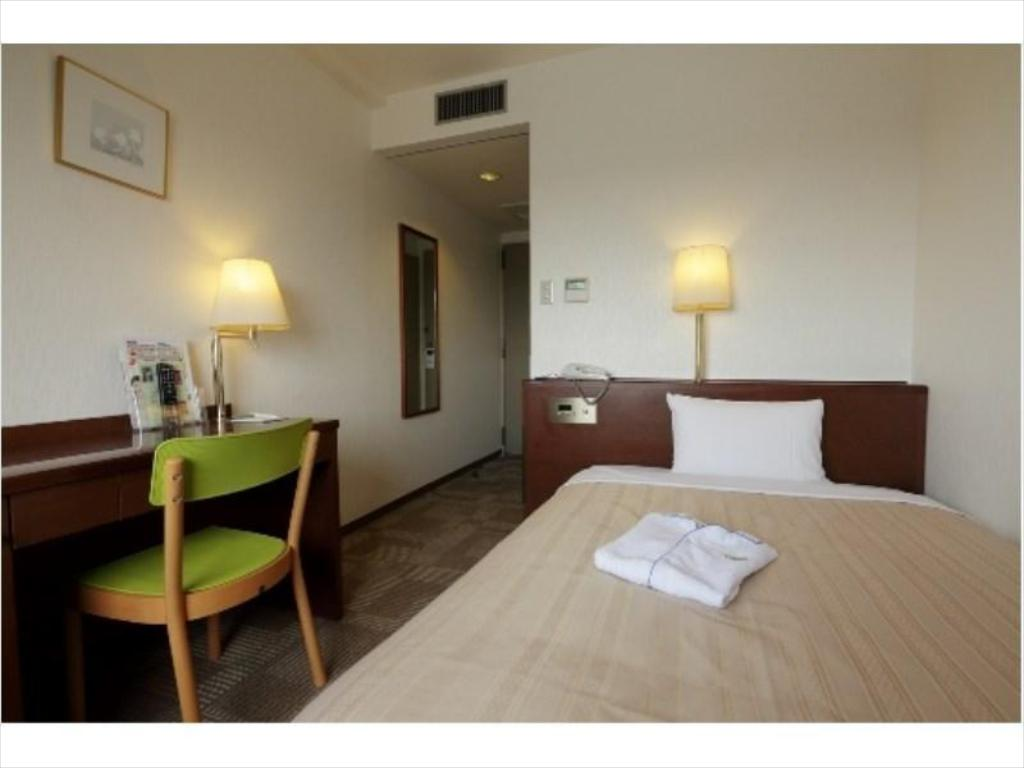 Single Room - Guestroom Kumegawa Wing Hotel