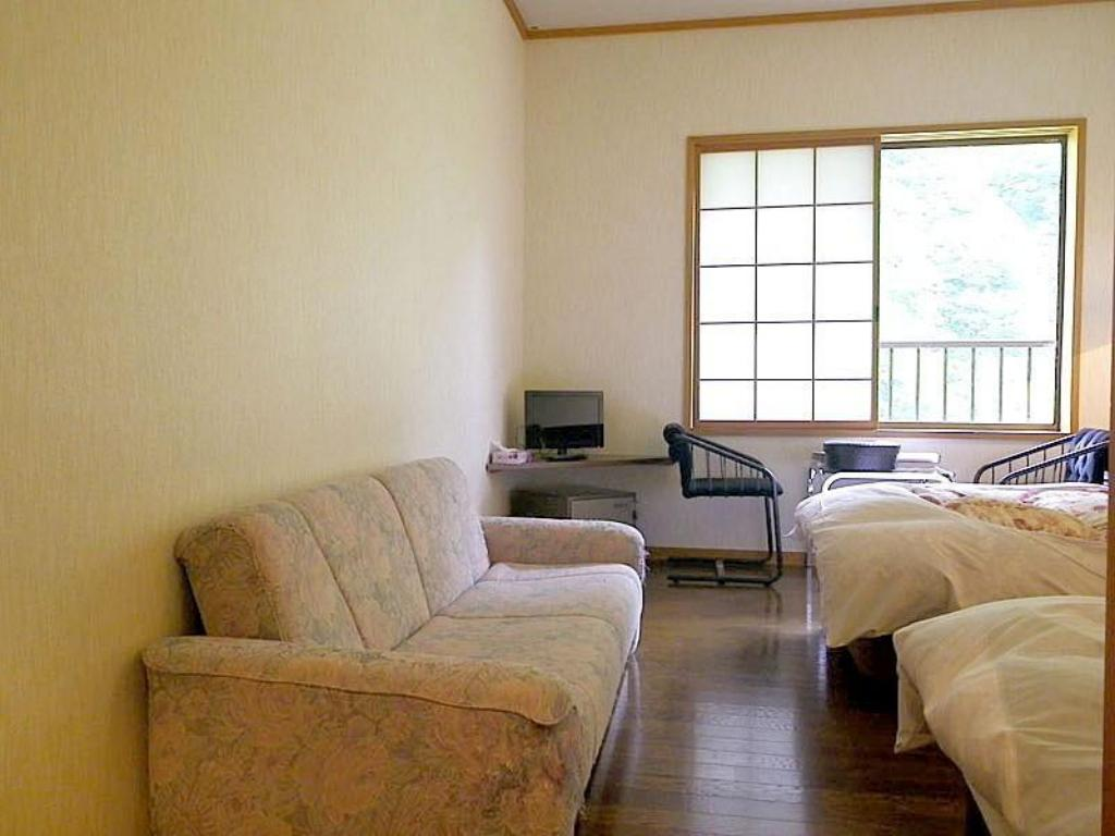 Twin Room *Has bath and washlet toilet - 客房
