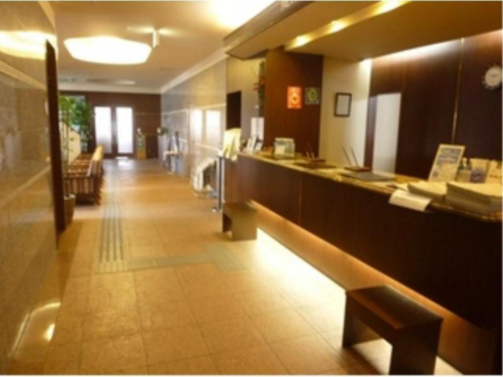Lobby Hotel Route-Inn Shiojirikita Inter