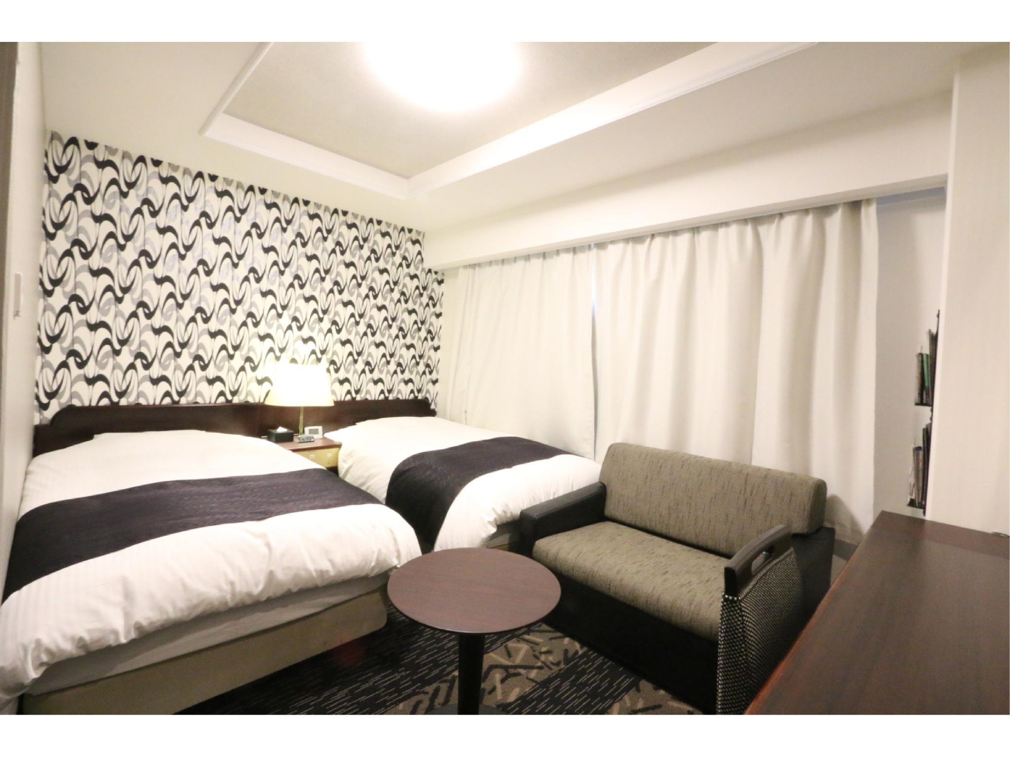 Deluxe Twin Room *Refurbished room