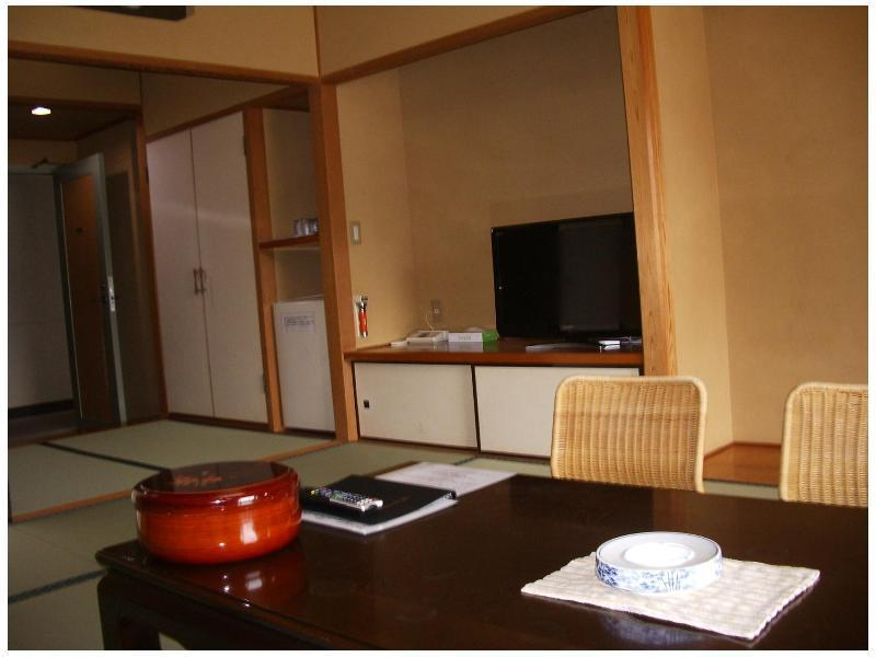 和式房 (2020年2月24日起禁烟) (Japanese-style Room (*Non-smoking from 2020/2/24))