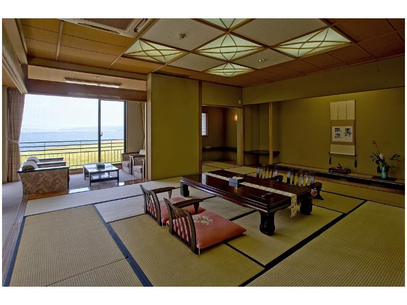 Japanese-style Room (Kagura/Wabisuke Type) *Has stairs, Meal venue: Guestroom/private room (hotel's choice)