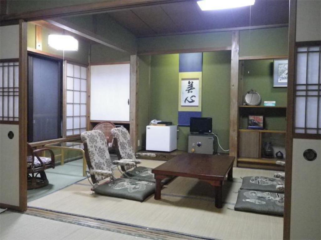 Japanese-style Room *No bath or toilet in room - Guestroom Yoshinoya Ryokan