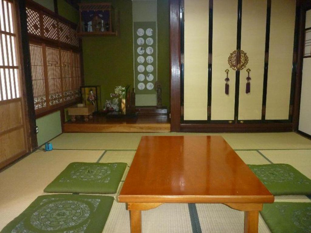 Japanese Style Room - Floor plans