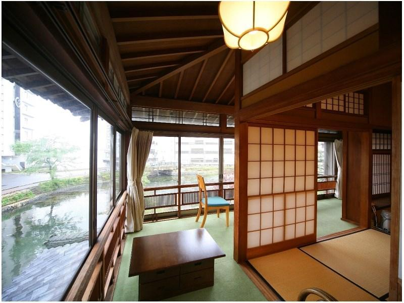 Ayame Special Japanese-style Room