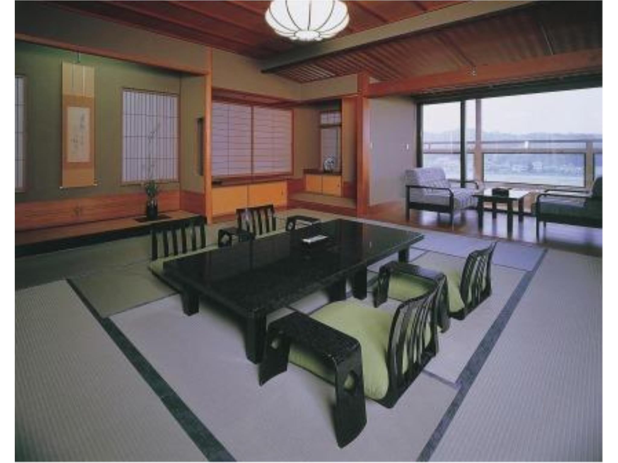 Japanese-style Room (Hisho-no-Yakata Wing)