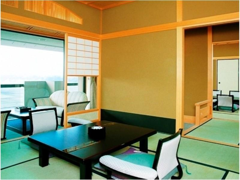 Special Japanese-style Room (Sensen-kan Wing)