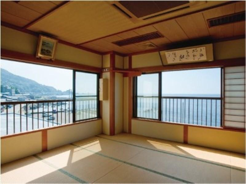 Japanese-style Room with Hot Spring Bath (New Building)