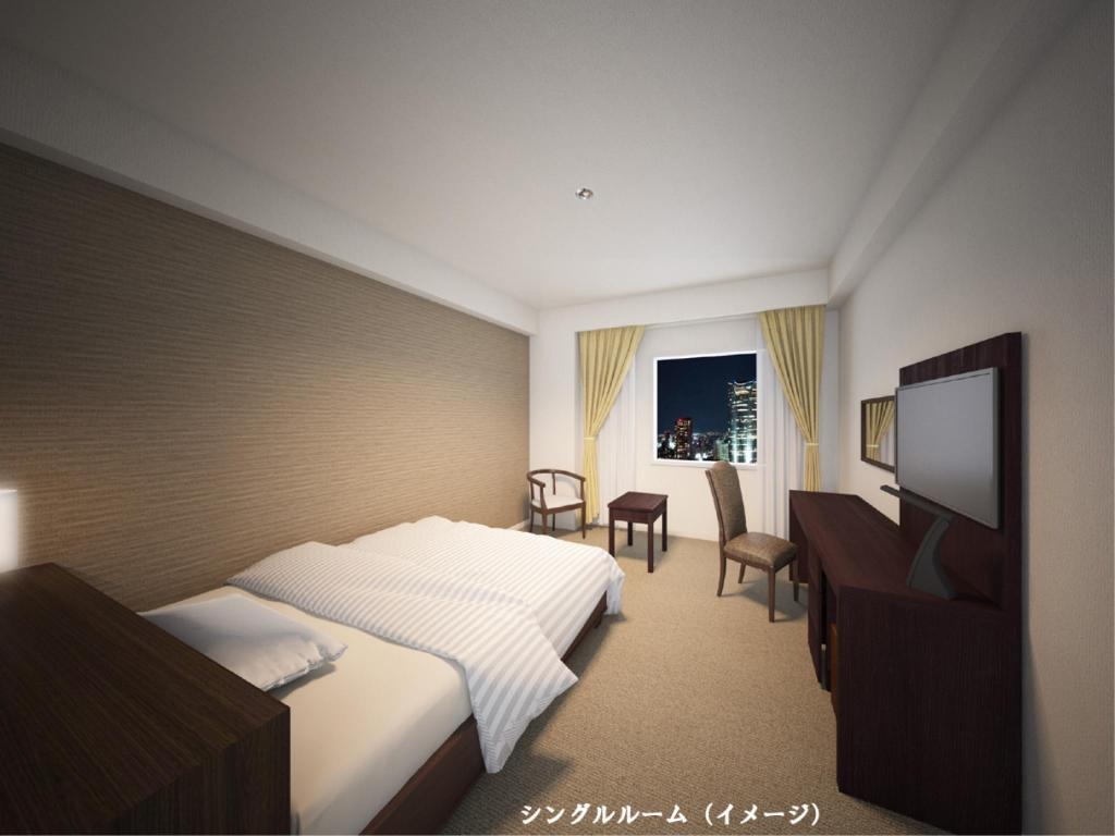 Single Room - Guestroom KKR Hotel Nagoya