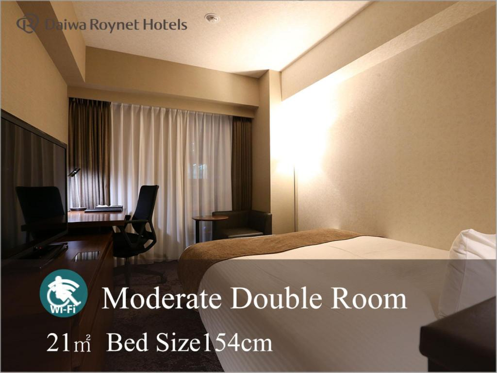 Moderate Double Room - Guestroom