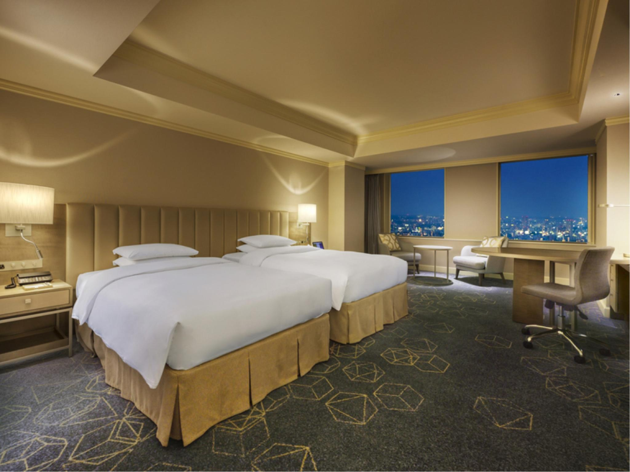 Deluxe Twin Room (Concierge Floor)