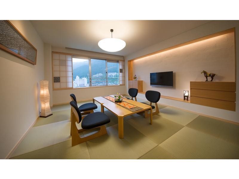 陶川閣和室禁煙最上階 |10畳 (Japanese-style Room (Top Floor, Tosenkaku Wing))