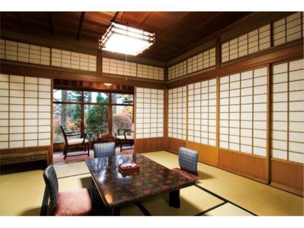 Japanese-style Room (Main Building) *No bath in room - Guestroom