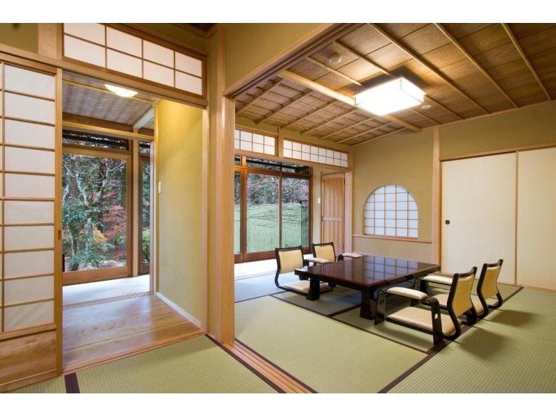 Japanese-style Room with Open-air Bath (Momiji-no-Ma Type, Annex)