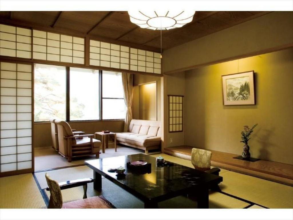 Japanese-style Room (Keizanso Wing)  - ห้องพัก