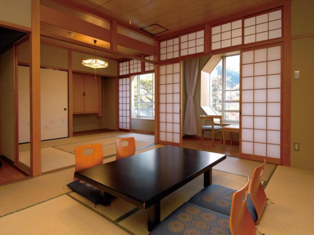 Japanese Style Room - Guestroom Green Hotel