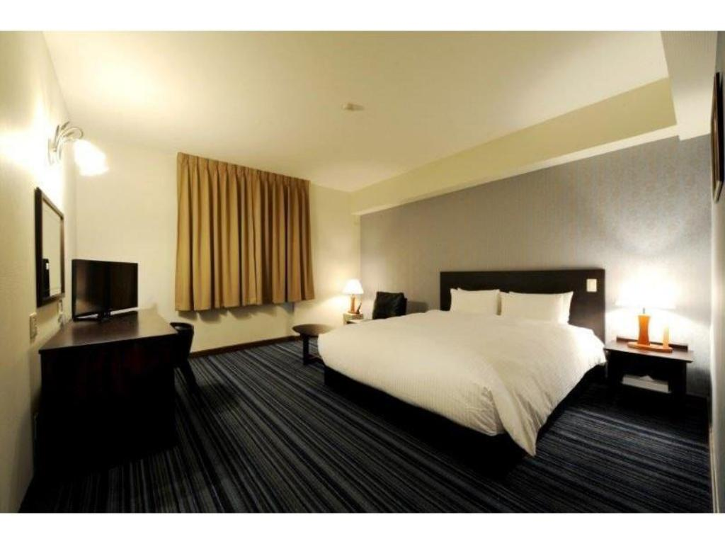 Allocated on Arrival *Room type cannot be designated - ห้องพัก SPRING SUNNY Hotel Nagoya Tokoname