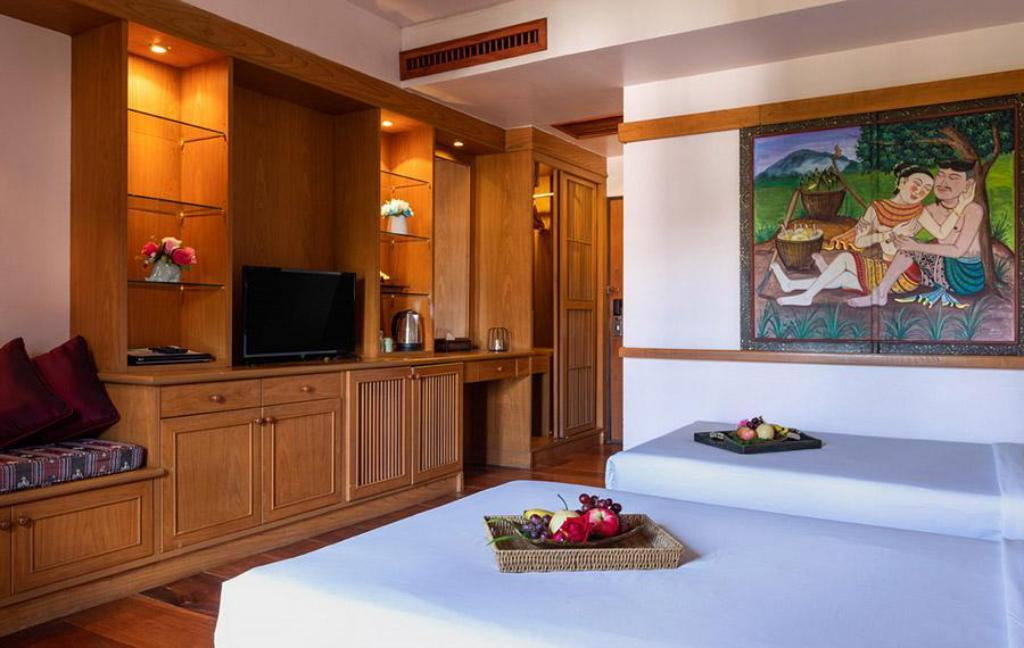 Quarto Superior - Cama Phowadol Resort & Spa